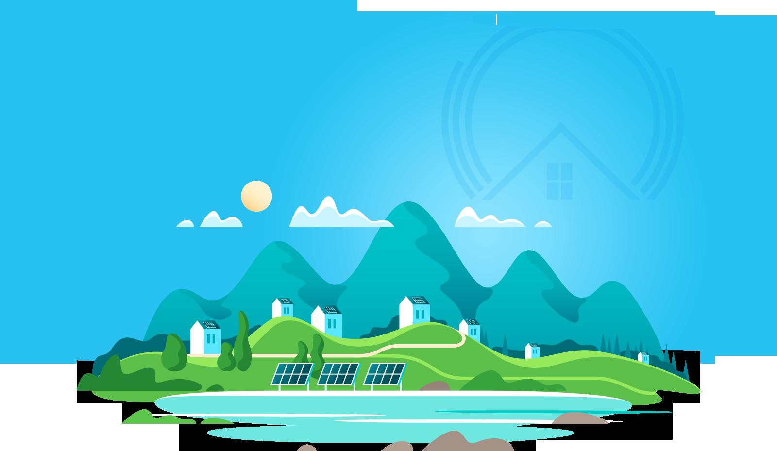 Track record of 1000+ solar installations in California